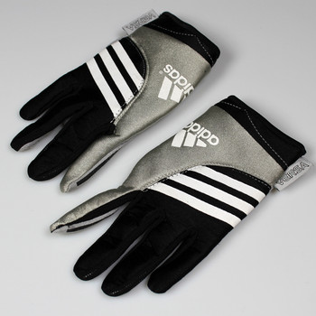 Adidas Versa Women's Lacrosse Glove - Black, Grey