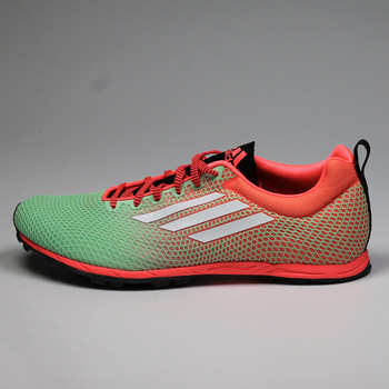 Adidas XCS 6 Women's Track Shoes B33776 - Green, Red, White