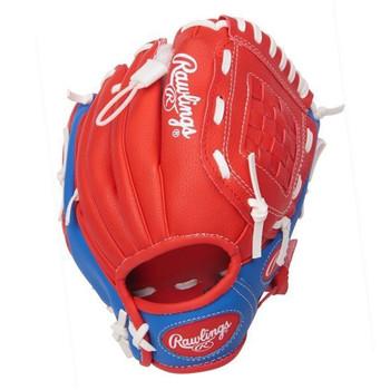 "Rawlings Players Series PL91SR 9"" Tee Ball Baseball Glove"