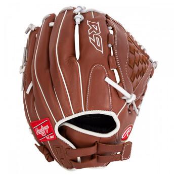 """Rawlings R9 R9SB120-3DB 12"""" Fastpitch Softball Glove"""