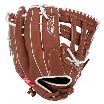 """Rawlings R9 R9SB130-6DB 13"""" Fastpitch Softball Glove - RH Throw"""