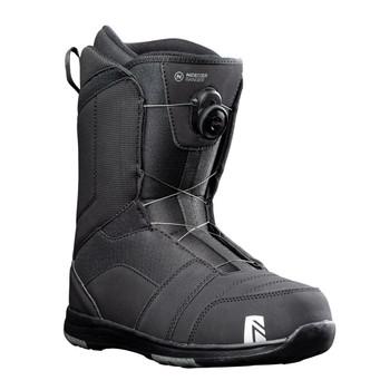 Nidecker Ranger Boa BO2002 Men's Snowboard Boots - Black