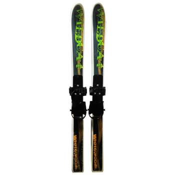 Erik Sports XC Kinder DX95 Junior Cross Country Ski Set - NO POLES