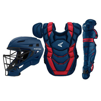 Easton Elite X Intermediate Baseball Catcher's Set