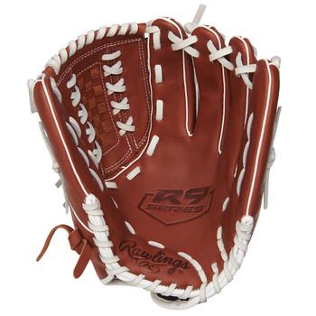"""Rawlings R9 R9SB125-18DB 12.5"""" Fastpitch Softball Glove"""