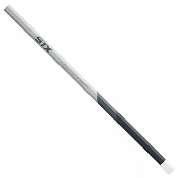 STX Alliance VFT Men's Lacrosse Attack Shaft - White