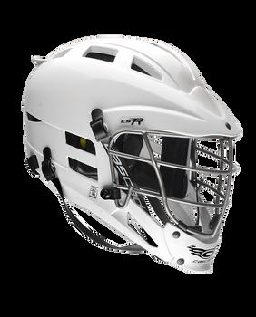 Cascade CS-R Youth Lacrosse Helmet - White