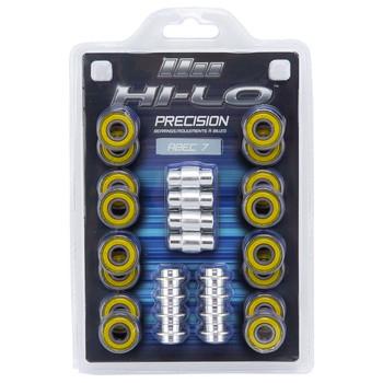 Mission Hi-LO ABEC 7 608 Inline/ Roller Hockey Skates Wheel Bearings