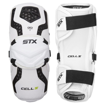 STX Cell IV Men's Lacrosse Arm Guards