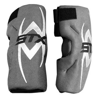 STX Rival Senior Lacrosse Arm Pads - Gray