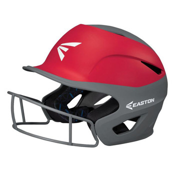 Easton Prowess Grip Two-Tone Senior Fastpitch Softball Batting Helmet
