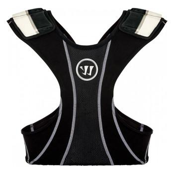 Warrior Rabil Ultralyte Men's Lacrosse Shoulder Pads - Black