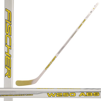 Fischer W250 ABS Wooden Senior Hockey Stick