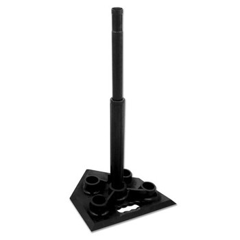 Champro 5 Position Baseball Batting Tee - Black