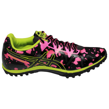 Asics Cross Freak 2 Women's Cross-Country Track Shoes G558Y - Pink, Lime