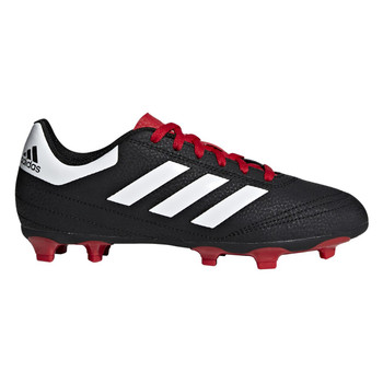Adidas Goletto VI FG Men's Soccer Cleats G26366 - Black, White, Red