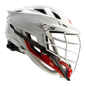 Cascade 48 Hour Factory Custom S Lacrosse Helmets - One Size Fits Most