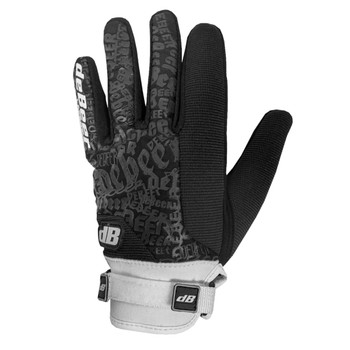Debeer Fierce Women's Lacrosse / Field Hockey Gloves - Black