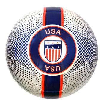 Vizari USA Soccer Ball - Red, White, Blue