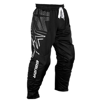 Bauer XR800 Senior Roller Hockey Pants - Black
