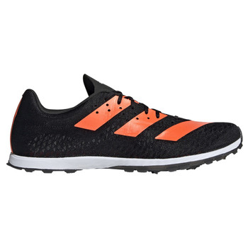 Adidas Adizero XC Sprint Women's Track & Field Shoes F35764 - Black, Orange, White