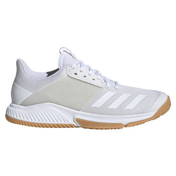 Adidas Crazyflight Team Women's Volleyball Shoes D97700 - White, Gum