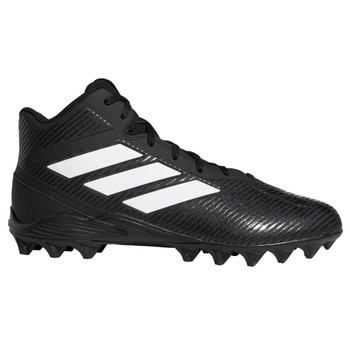 Adidas Freak Mid MD Men's Football Cleats BB7688 - Black, White