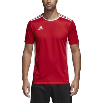 Adidas Entrada Adult Soccer Jersey CF1038 - Power Red, White