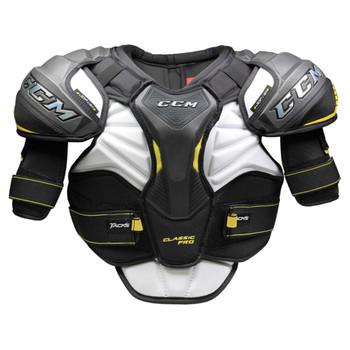 CCM Tacks Classic Pro 9060 SMU Junior Hockey Shoulder Pads