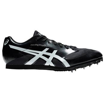 Asics Hyper LD 6 Men's Track Shoes - Black, White