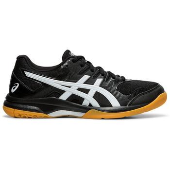 Asics Gel-Rocket Women's Volleyball Shoes - Black, White