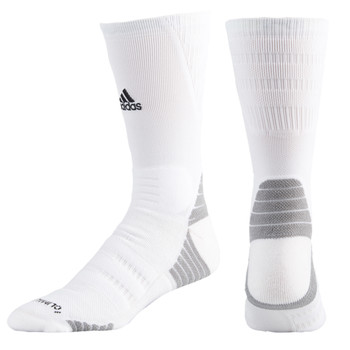 Adidas Alphaskin Max Cushioned Crew Socks