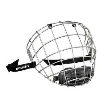 Bauer Profile 3 Hockey Facemask Cage - Steel