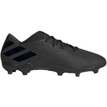 Adidas Nemeziz 19.2 FG Men's Soccer Cleats F34386 - Black