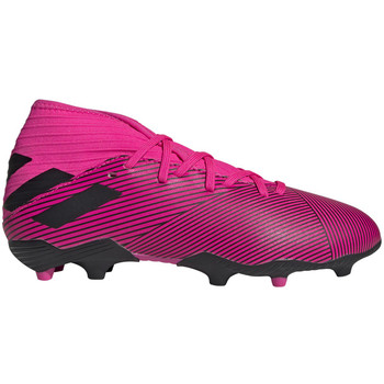 Adidas Nemeziz 19.3 FG Junior Soccer Cleats F99953 - Shock Pink, Black