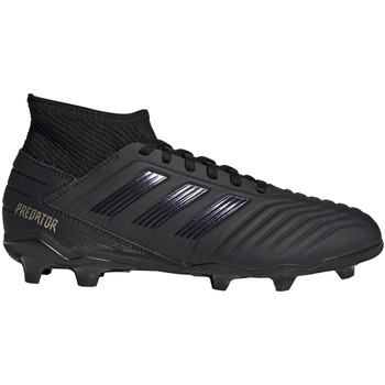 Adidas Predator 19.3 FG Junior Soccer Cleats G25794 - Black
