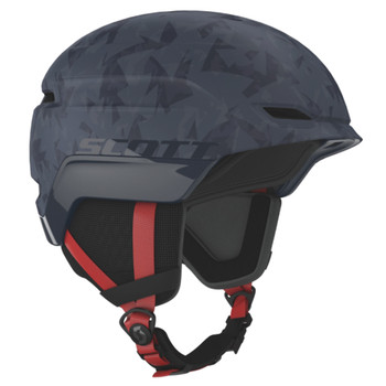 Scott Chase 2 Plus Ski Helmet - Blue Nights