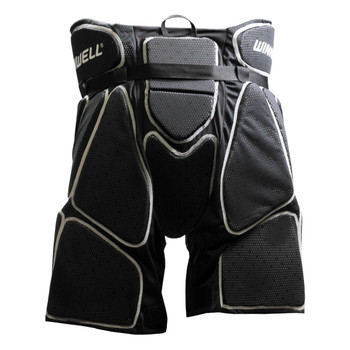 Winnwell Basic Senior Roller Hockey Girdle - Black