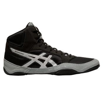 Asics Snapdown 2 Men's Wrestling Shoes - Black, Silver