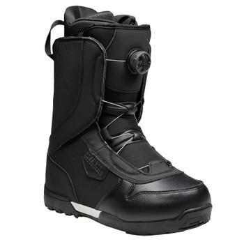 Rossignol CRANK Boa H3 Men's Snowboard Boots - Black