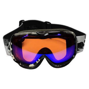 Scott Aura 13 Illuminator Women's Ski Goggles - White, Black