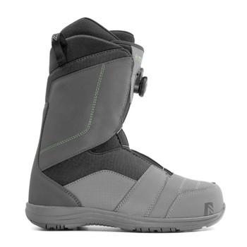 Nidecker Ranger Boa Men's Snowboard Boots - Slate