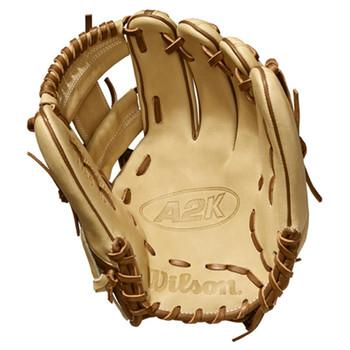 """Wilson Pro Stock A2K 20 1786 11.5"""" Infield Baseball Glove - RH Throw"""