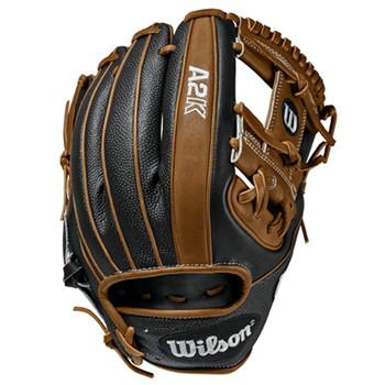 """Wilson A2K 1786SS 20 11.5"""" Infield Baseball Glove - RH Throw"""