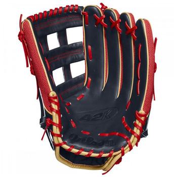 "Wilson A2K Mookie Betts GM 20 12.5"" Outfield Baseball Glove"