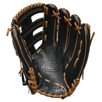 "Wilson A2K 1775SS 20 12.75"" Outfield Baseball Glove - RH Throw"