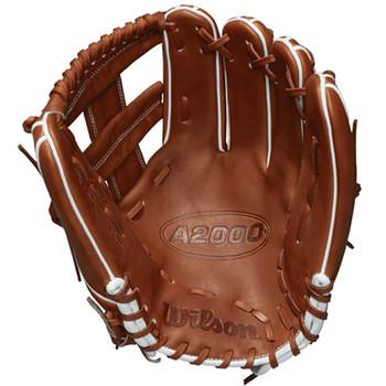 """Wilson A2000 1785 11.75"""" Infield Baseball Glove - RH Throw"""