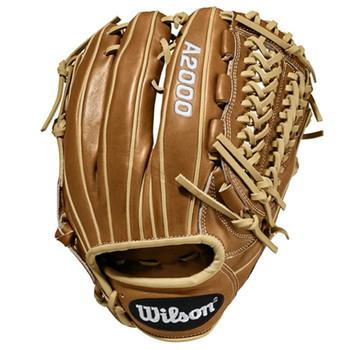 """Wilson A2000 D33 11.75"""" Pitcher's Baseball Glove"""