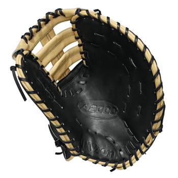 """Wilson A2000 1620SS 12.5"""" First Basemen's Baseball Mitt"""
