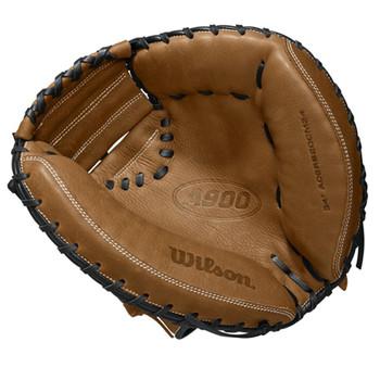 """Wilson A900 CM34 34"""" Catcher's Baseball Glove - RH Throw"""